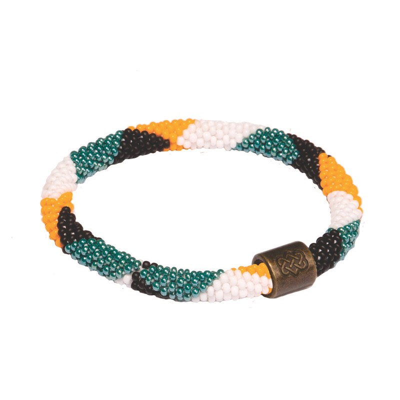 Mayalu Dhaka Bracelet - Mani Gold