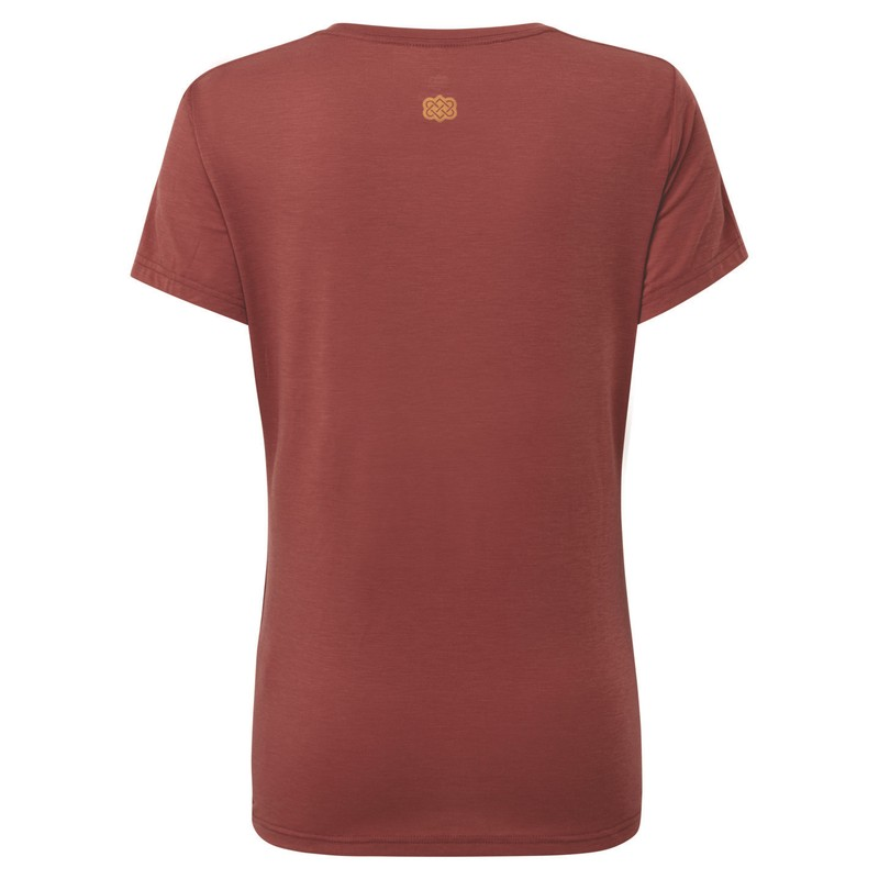 Hawa Tee - Ganden Red