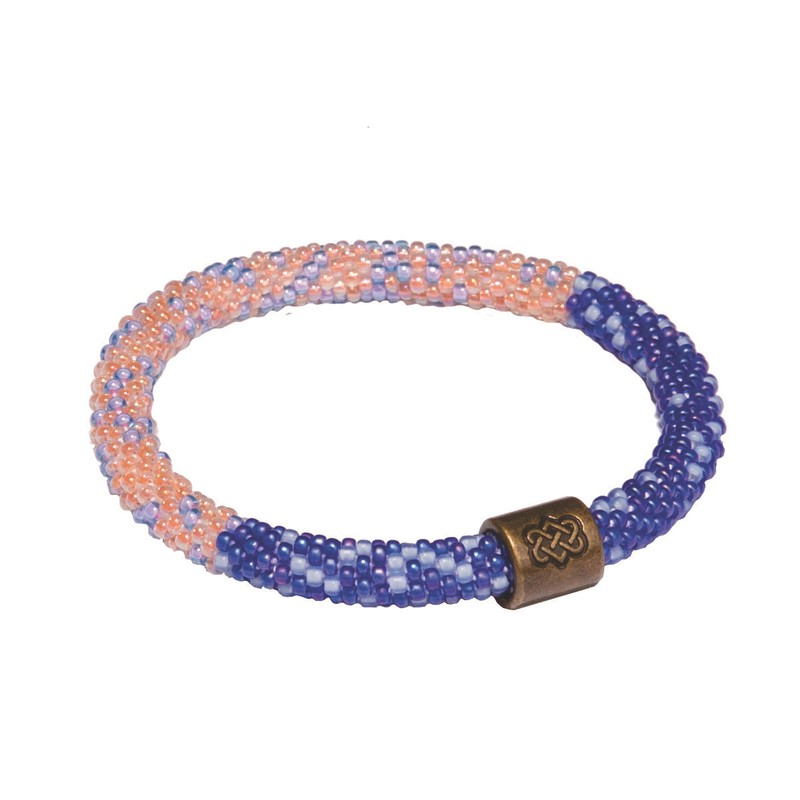 Mayalu Nadi Roll On Bracelet - Rupa Blue