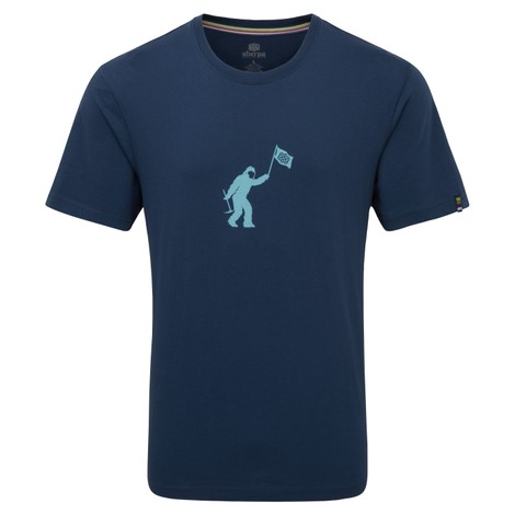 Sherpa Adventure Gear Mirka Tee in Neelo Blue