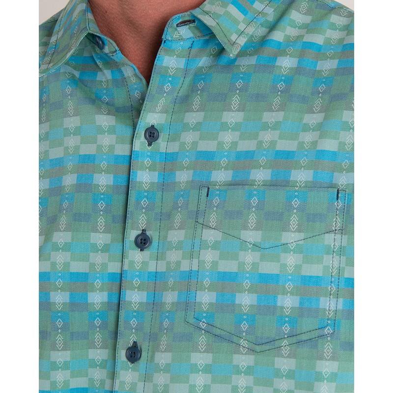 Dolkha Shirt - Neelo Blue
