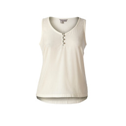 Royal Robbins Cool Mesh Eco-Tank in Creme