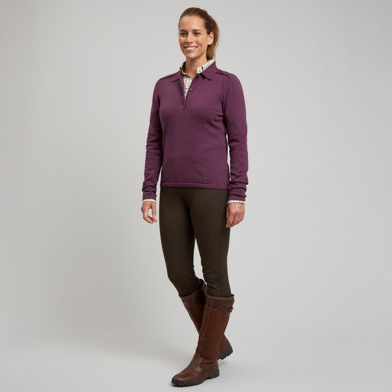 Pull Woodchester pour femme -