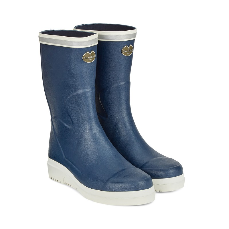 Men's Marine Evo Ponti Low Wellington Boots