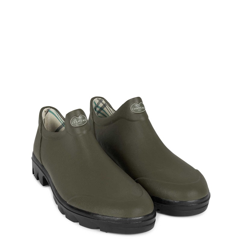 Men's Crocus Jersey Lined Shoe
