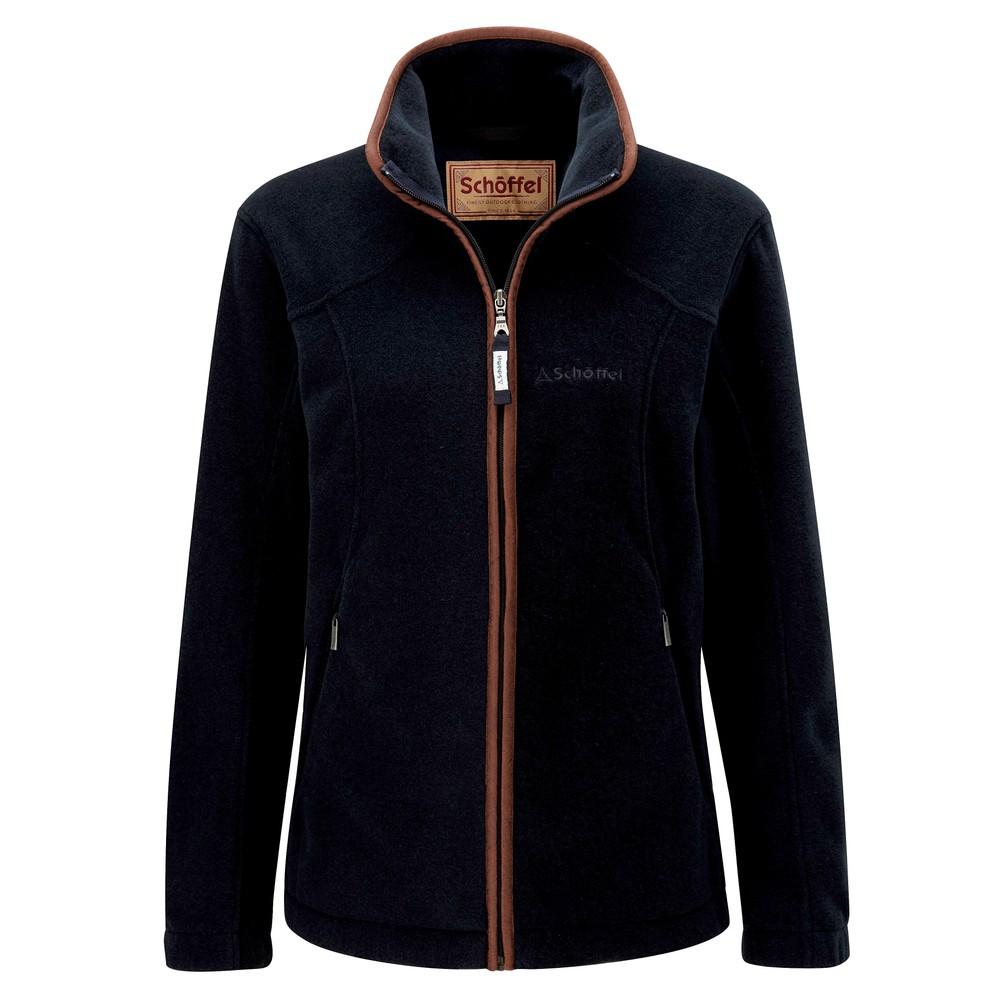Burley Fleece Jacket Navy