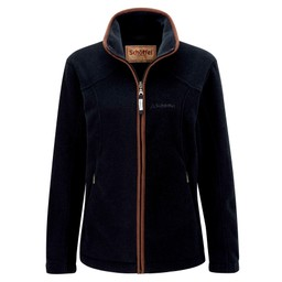 Schoffel Country Burley Fleece Jacket in Navy