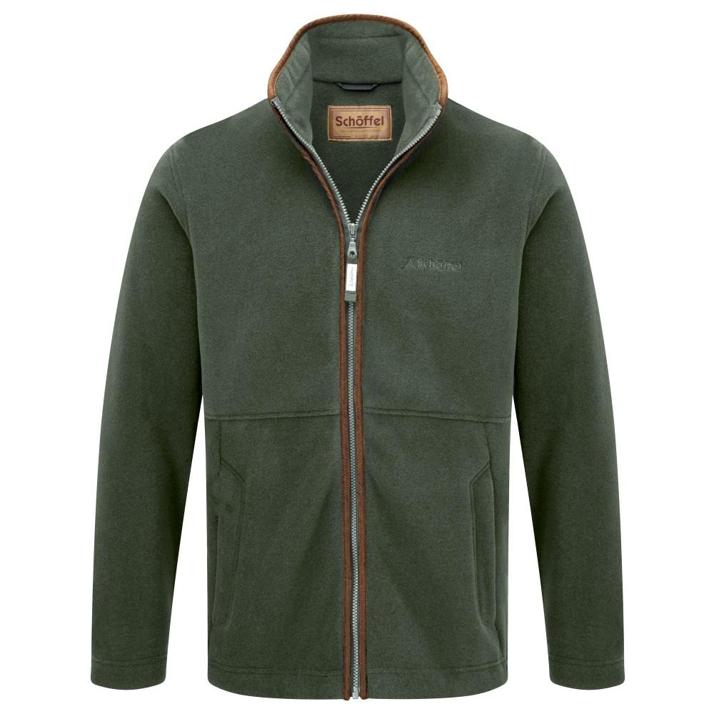 Cottesmore Fleece Jacket Cedar Green