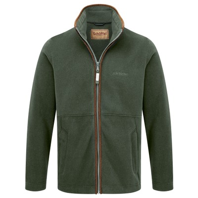 Cottesmore Fleece Jacket Cedar Green