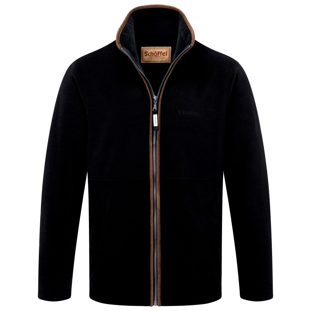 Cottesmore Fleece Jacket Gunmetal