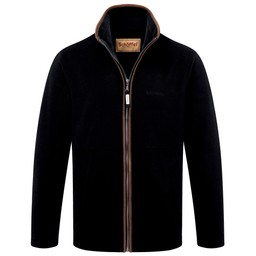 Schoffel Country Cottesmore Fleece Jacket in Gunmetal