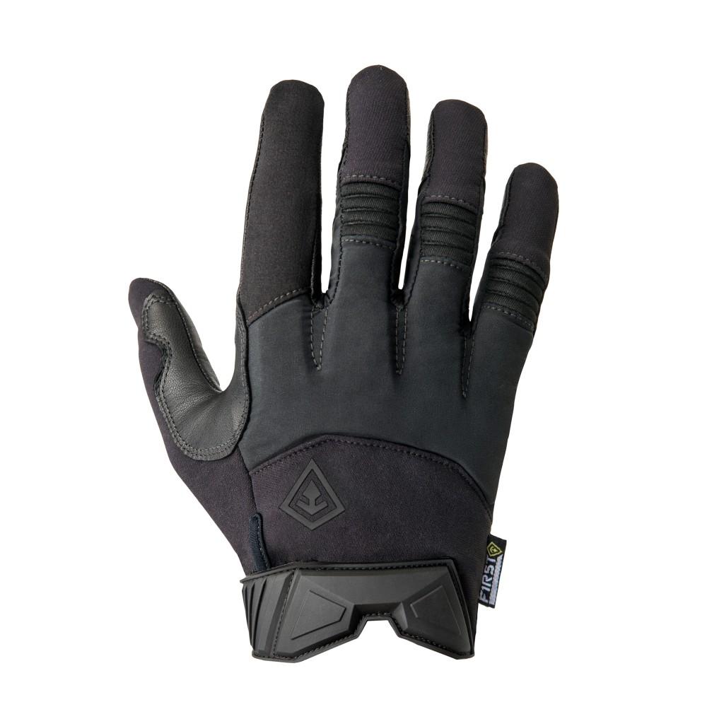 M's Medium Duty Padded Glove Black