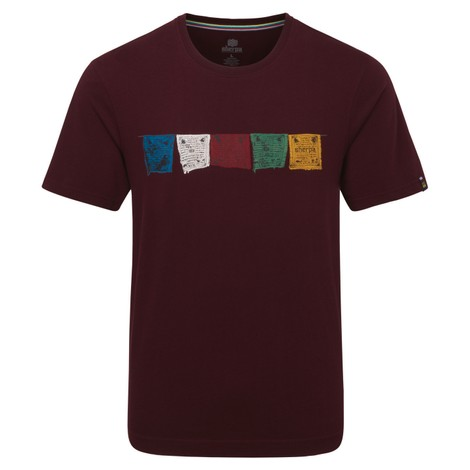 Sherpa Adventure Gear Tarcho Tee in Ani