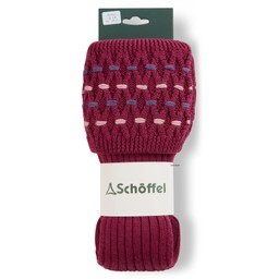 Ladies Stitch Sock II Raspberry/Purple