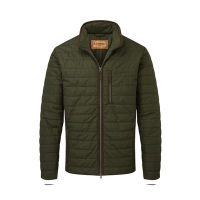 Schoffel Country Carron Jacket in Forest