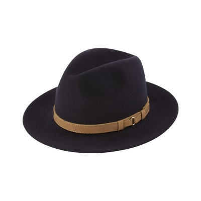 Willow Fedora Navy