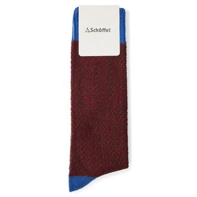 Schoffel Country Halkirk Sock in Sky Blue
