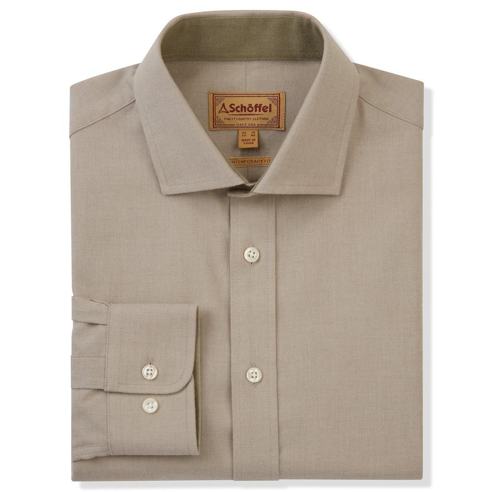 Newton Tailored Sporting Shirt Mole