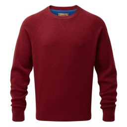 Schoffel Country Wilfred Jumper in Chilli