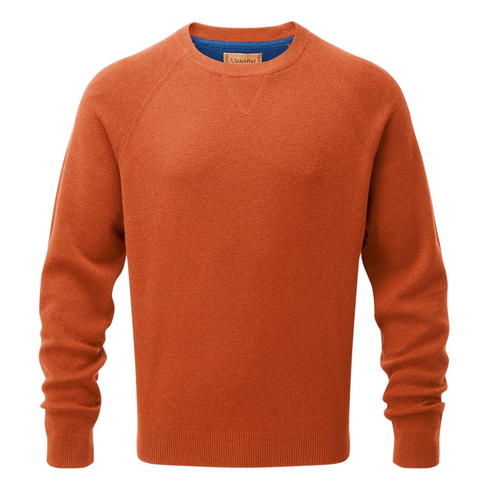 Wilfred Jumper Burnt Orange