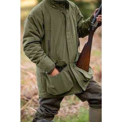 Ptarmigan Classic Coat Hunter Green