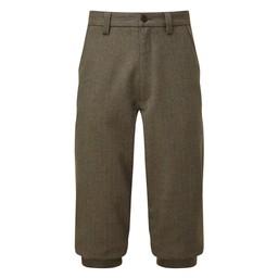 Tweed Plus Fours Loden Green Herringbone Tweed
