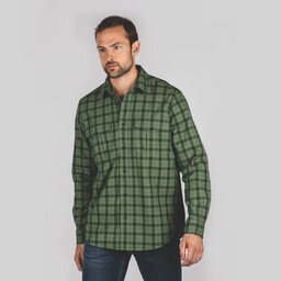Tollymore Utility Shirt Loden Green