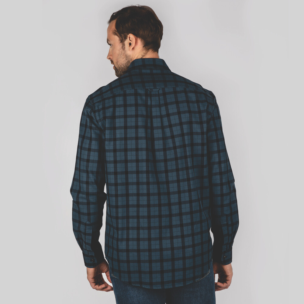 Tollymore Utility Shirt Navy