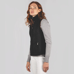 Schoffel Country Islington Gilet in Charcoal