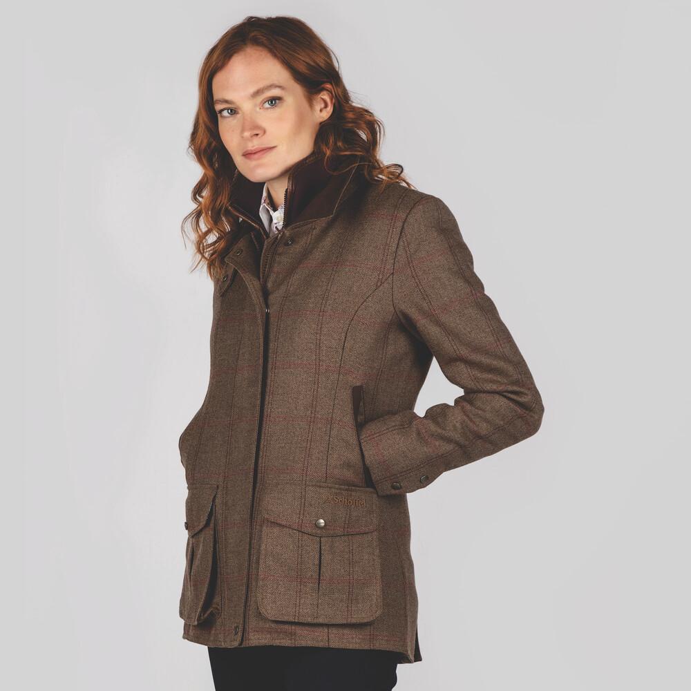 Lilymere Jacket Sussex Tweed