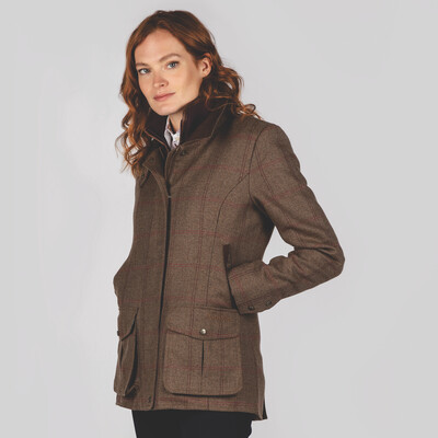 Lilymere Jacket Sussex Tweed