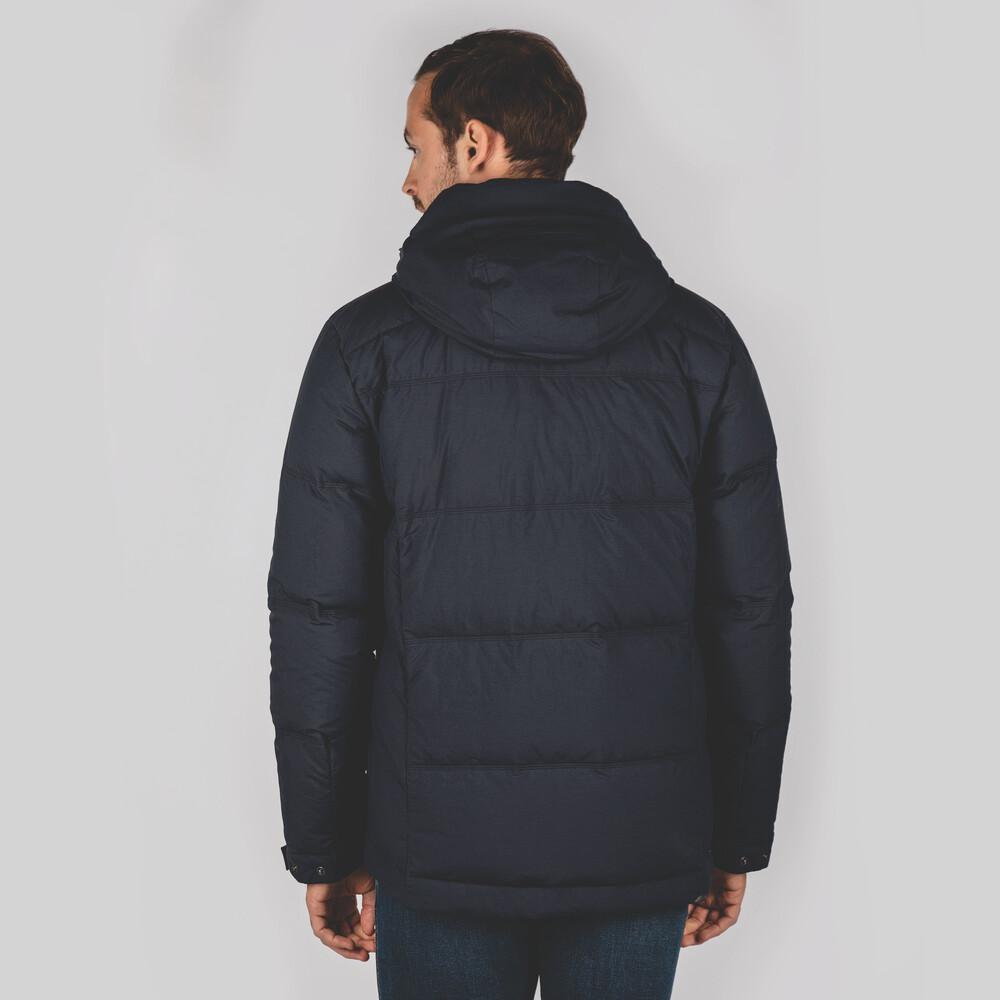 Twickenham Down Coat Charcoal