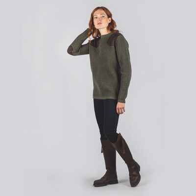 Schoffel Country Gairloch Jumper in Grousemoor