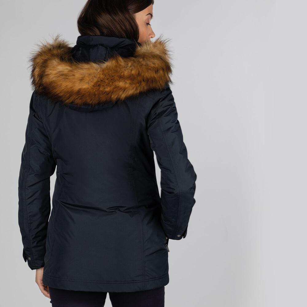Malvern Coat Navy Blue