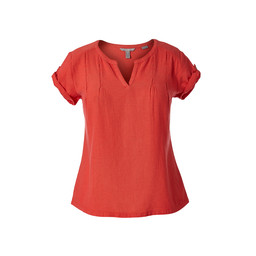 Royal Robbins Cool Mesh Eco S/S Top in Flame XD