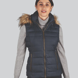 Hampstead Down Gilet Navy