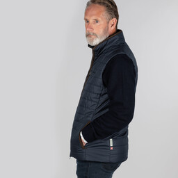 Schoffel Country Brora Gilet in Navy