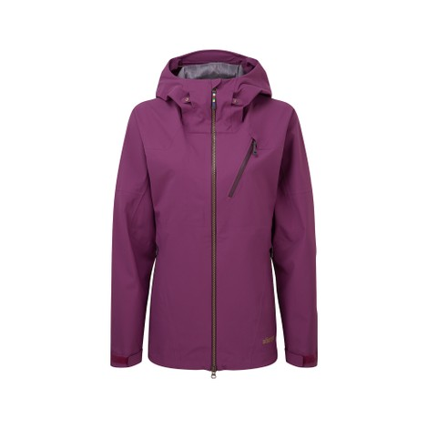 Sherpa Adventure Gear Makalu Jacket in Aaru Plum