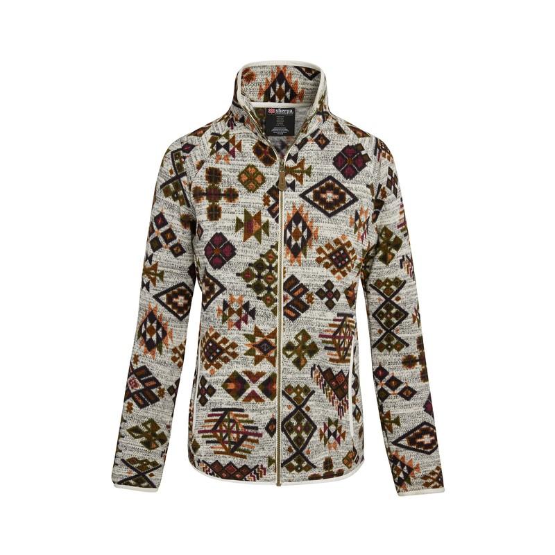 Lumbini Full Zip Jacket - Peetho