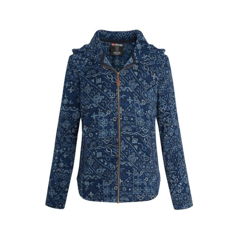Namla Hooded Jacket II Neelo Blue