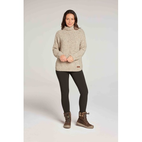 Yuden Pullover Sweater Chai Tea