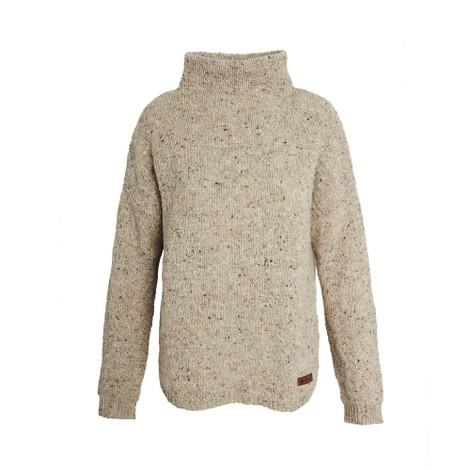 Yuden Pullover Sweater Chai Tea