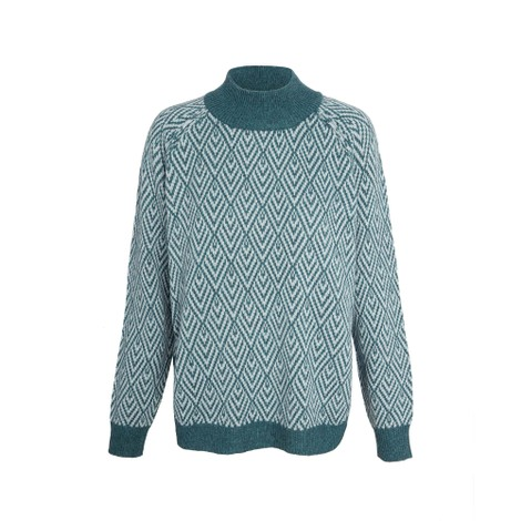 Hasri Pullover Sweater Rathna Green