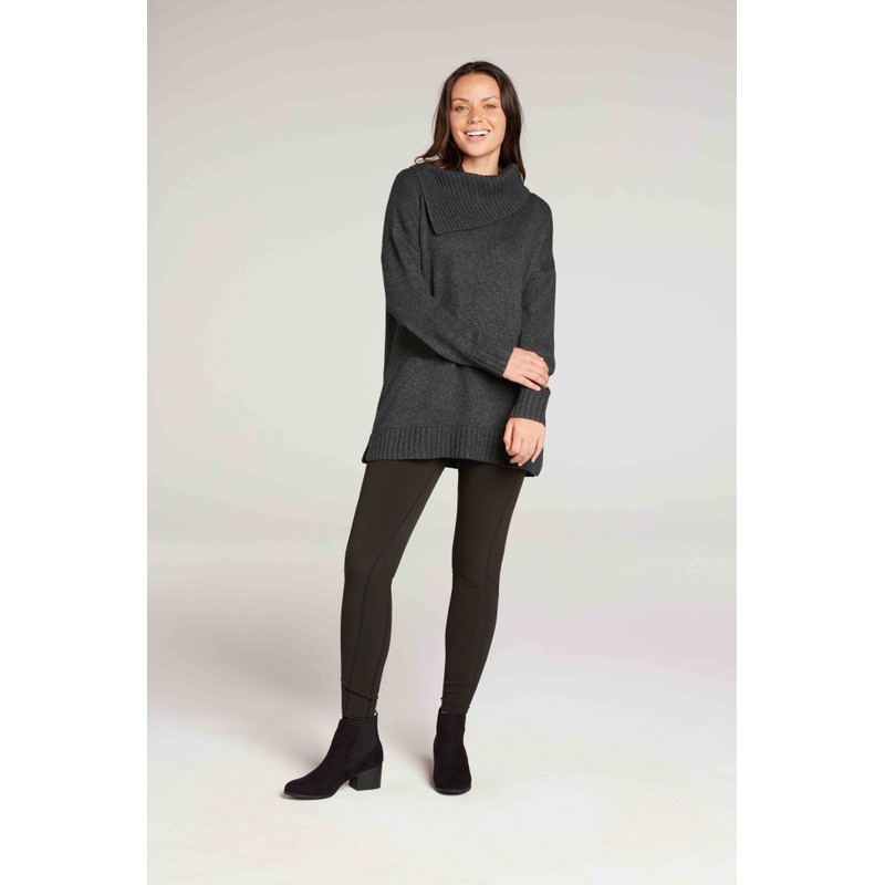 Khando Rolled Neck Tunic - Kharani