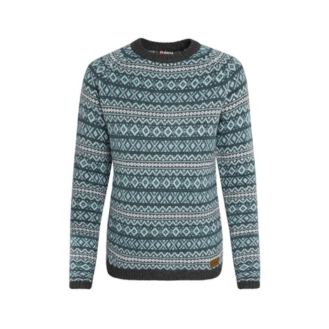 Paro Crew Sweater Rathna Green