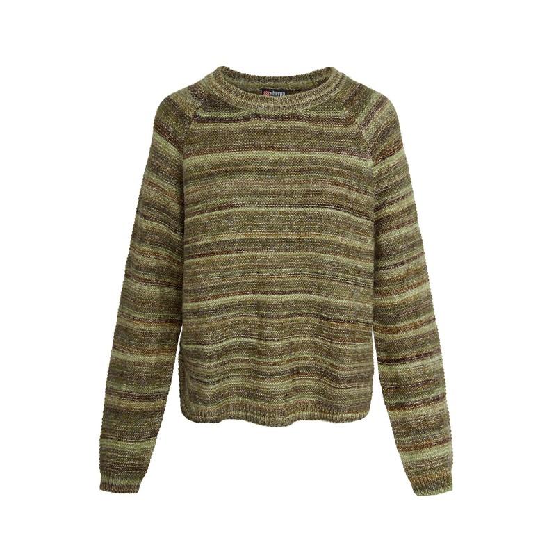 Kohima Sweater - Jeera Olive