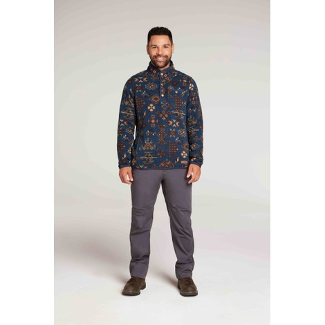 Sherpa Adventure Gear Lumbini Pullover in Neelo Blue