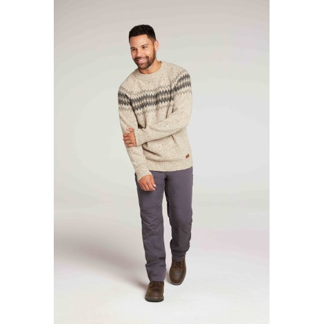 Dumji Crew Sweater Chai Tea