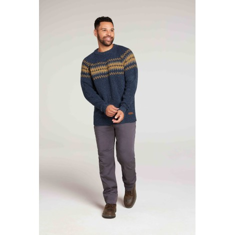 Sherpa Adventure Gear Dumji Crew Sweater in Rathee