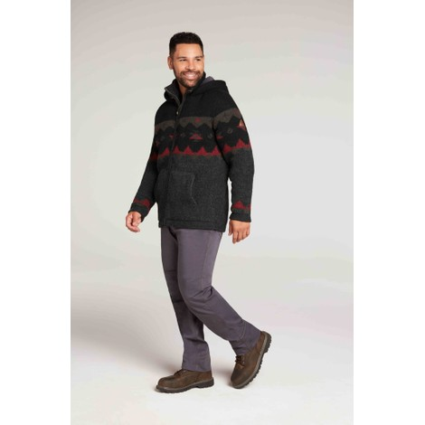 Sherpa Adventure Gear Kirtipur Sweater in Black